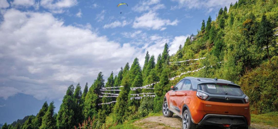 Paragliding with Adventure Zone