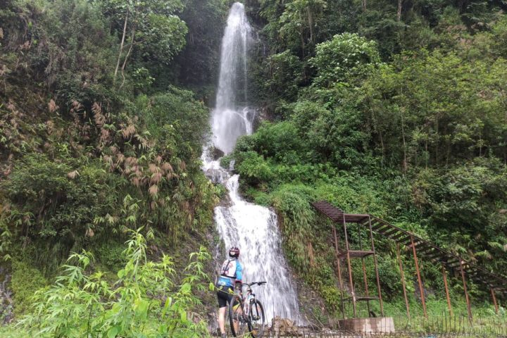 Mountain Biking in Gangtok ,the beauty you will come across