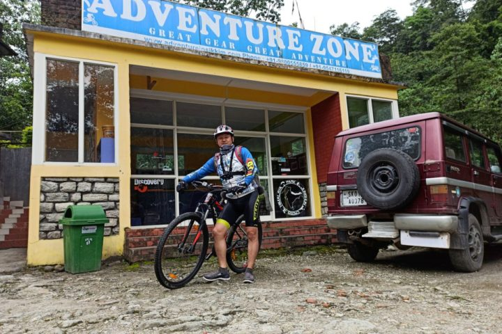 Your address for mountain biking adventure in Gangtok,Sikkim